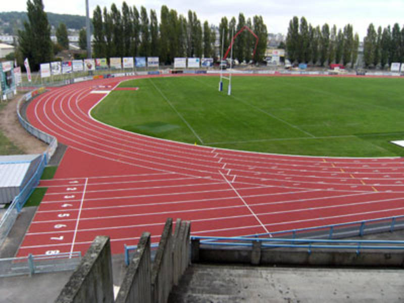 Stade Francis-Rongiéras track