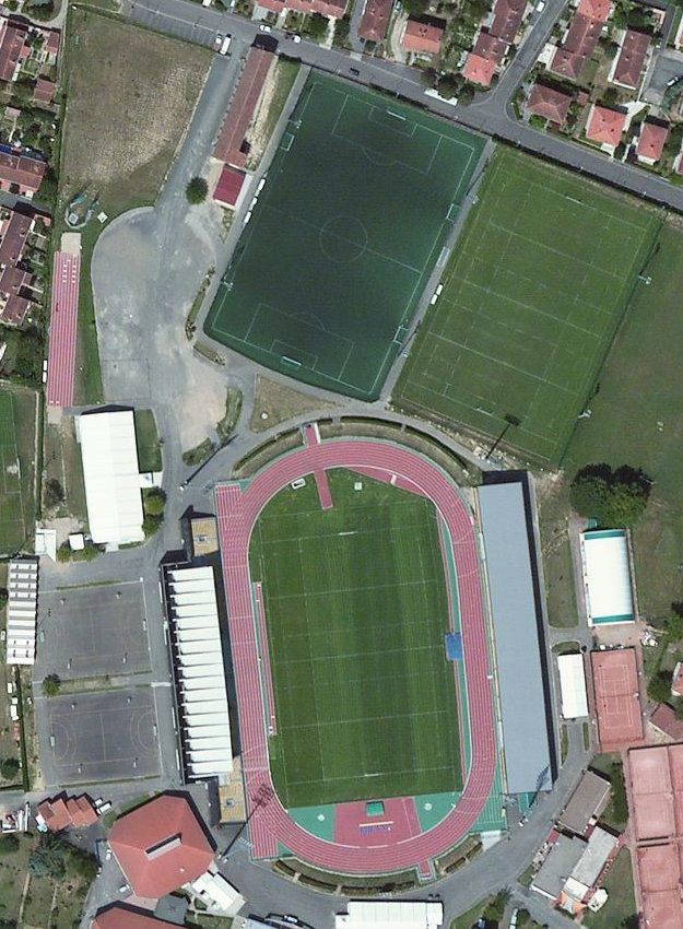 Stadium Municipal d'Albi update